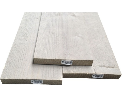 Gerüstholz Brett Vintage grau 32x195x2500 mm