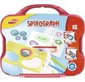 Kreativset Schablonen Spirograph 12-teilig im Koffer