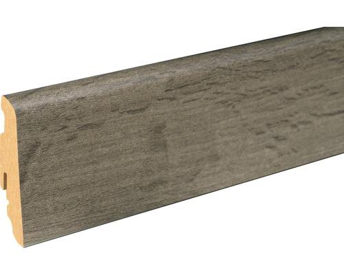 Sockelleiste FU060L Eiche grau Country 19x58x2400 mm