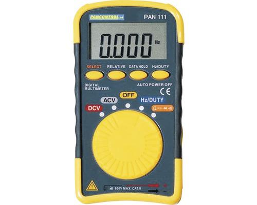 Taschenmultimeter Pancontrol Cat II 600 Volt