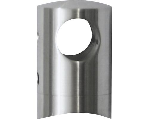 Traversenhalter Edelstahl für Rohr Ø 42,4 mm (6 Stk.)