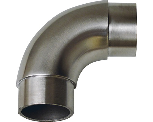 Rohrbogen 90° Edelstahl Ø 42,4 mm
