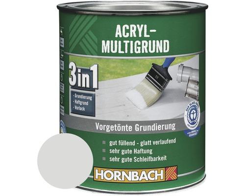 Acryl Multigrund grau 2l