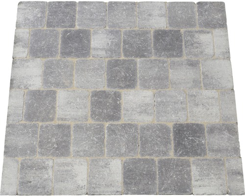 Flairstone Beton Pflaster antik grau 15,4 x 17,3 cm