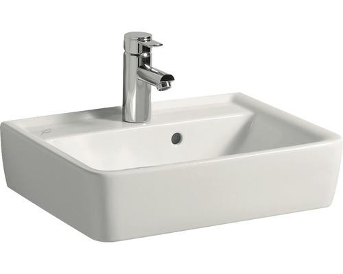 Handwaschbecken Geberit Renova Nr. 1 Plan 50x38 cm weiß