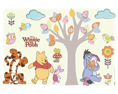 Wandtattoo Disney Edition 2 Winnie Pooh nature 50x70 cm