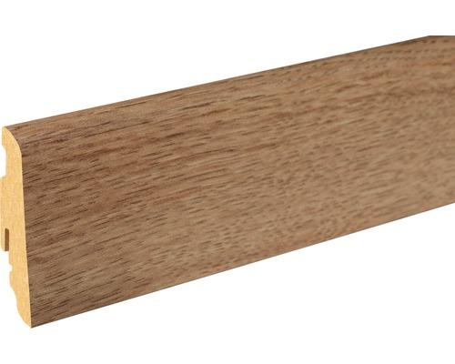 Sockelleiste FU60L Magnolie 19x58x2400 mm