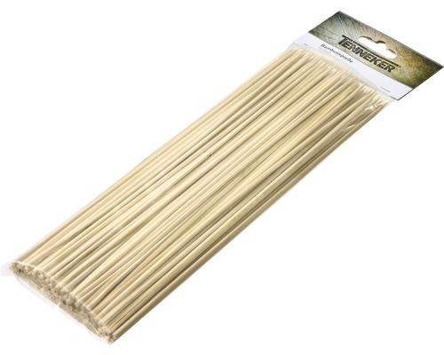 Tenneker® Bambus-Spieße Grillspieß Schaschlikspieß L 30 cm 100 Stk.