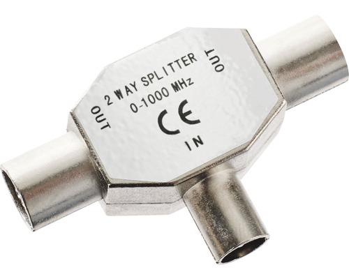 R/T-Verteiler 2 x Kupplung/1 x Stecker