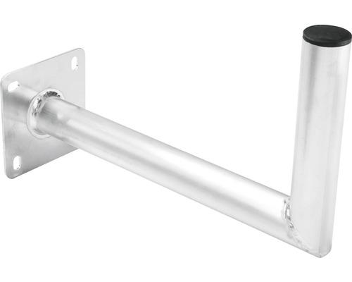 Sat-Antennen-Wandhalter Alu 45x25 cm
