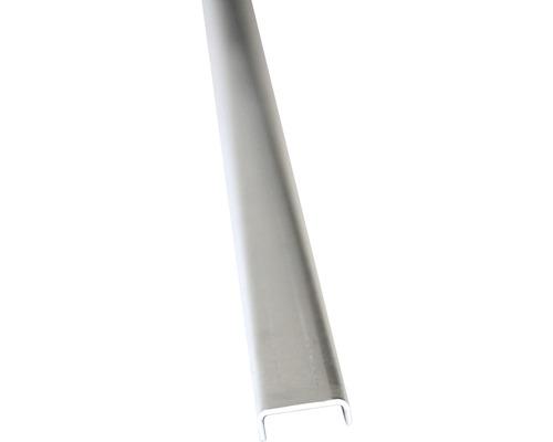Unterlegprofil für alle Revisonsverschlüsse 7x20x1000 mm