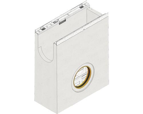Hauraton Faserfix KS 150 Einlaufkasten aus faserbewehrtem Beton mit Eimer 500 x 210 x 600 mm