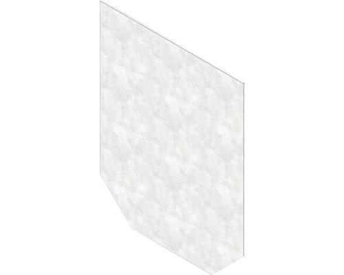 Hauraton Faserfix KS 150 Stirnwand geschlossen verzinkt Typ 010 210 x 265 mm