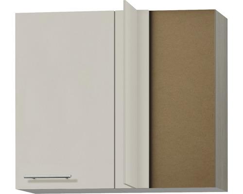 Eck-Unterschrank Optifit Finn beige 85x70,4x34,9 cm