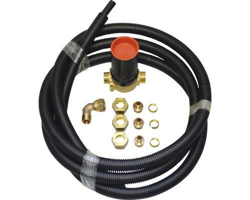 """Anschlussgarnitur Viega 6161.861/2"""" x 16 mm, mit Unterputz-Rohrunterbrecher"""