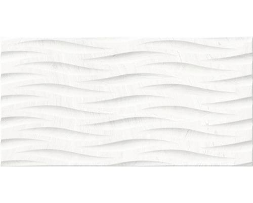 Feinsteinzeug Bodenfliese Varana 11983 weiß 32x62,5 cm