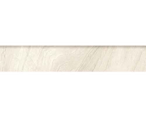 Sockelfliese Varana Almond 8x45 cm