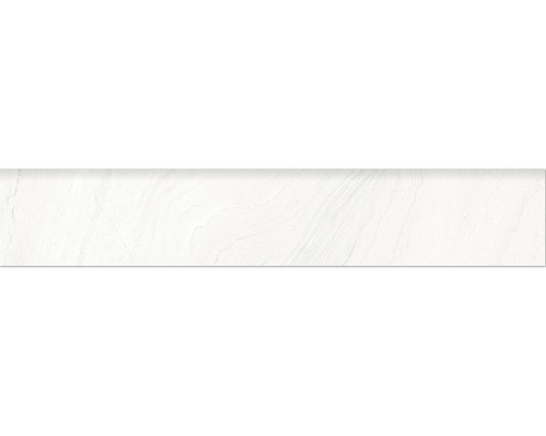 Sockelfliese Verana Blanco 8x45 cm