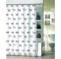 Duschvorhang Badewanne 180x200 cm