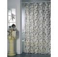 Duschvorhang Mosaik grau 180x200 cm
