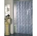 Duschvorhang Mosaik blau 180x200 cm