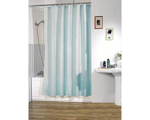 Duschvorhang blau 240x200 cm 240x200 cm