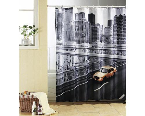 Duschvorhang New York 180x200 cm
