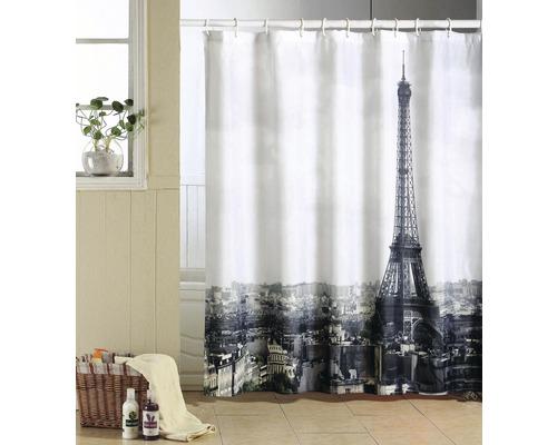 Duschvorhang Paris 180x200 cm