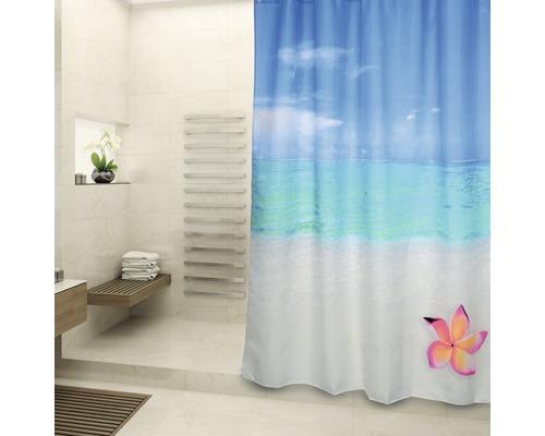 Duschvorhang Paradies 180x200 cm