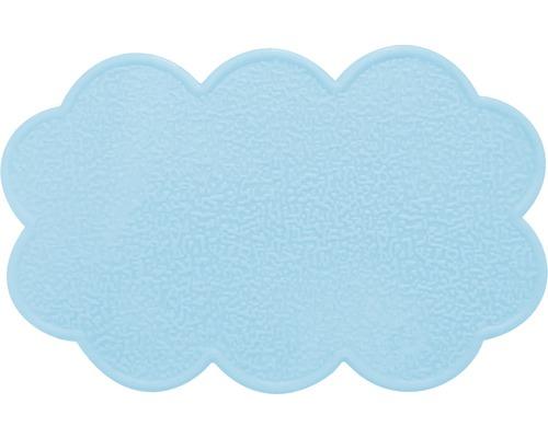 Anti-Rutsch-Sticker Wolke hellblau 4 Stück