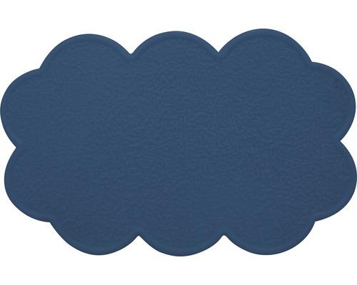 Anti-Rutsch-Sticker Wolke dunkelblau 4 Stück