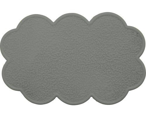 Anti-Rutsch-Sticker Wolke grau 4 Stück