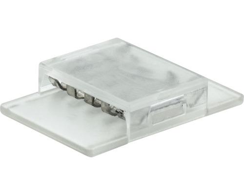 MaxLED Verbinder Clip to Clip 2 Stück weiß 24V