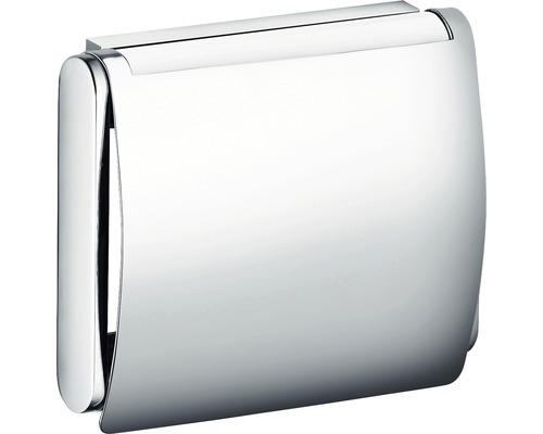 Toilettenpapierhalter Keuco Plan 14960010000 chrom mit Deckel