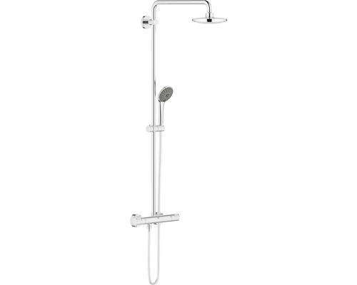 Duschsystem Grohe Vitalio Joy 180 THM mit Thermostat chrom