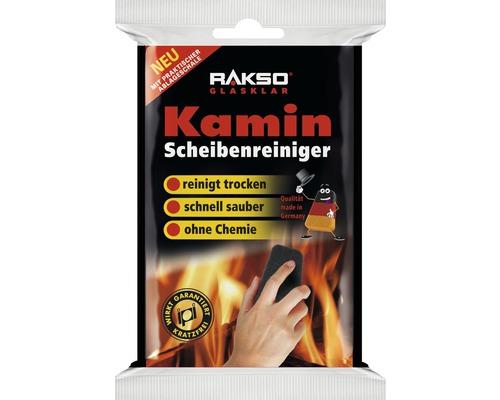 Reinigungsschwamm Lienbacher für Kaminscheiben.