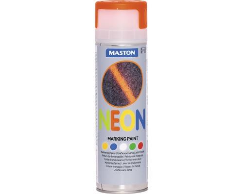 Markierung Spray NEON Maston orange 500 ml