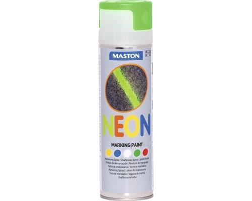 Markierung Spray NEON Maston grün 500 ml