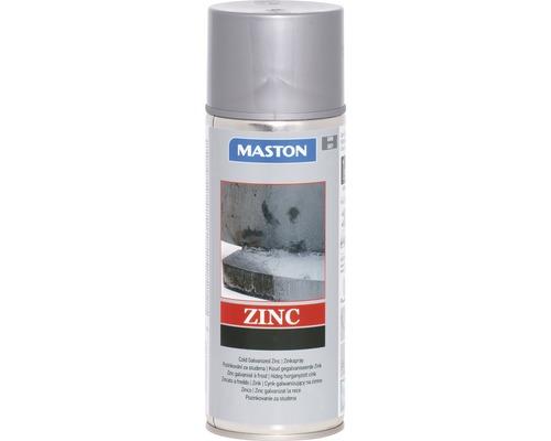 Metallschutz Spray Zink Maston grau 400 ml