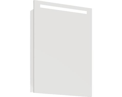 Spiegelschrank Scanbad Lotto 50x70x19 cm 1-türig weiß