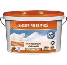 Wandfarbe Meister Polarweiß 15 l
