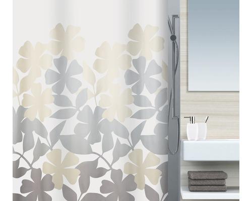Duschvorhang Spirella Fleury 180x200 cm