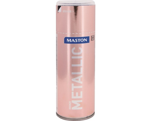 Sprühlack ACRYL Maston metallic Bronze 400 ml