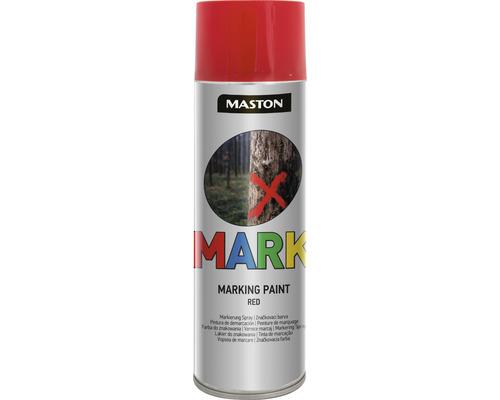 Markierung Spray MARK Maston rot 500 ml
