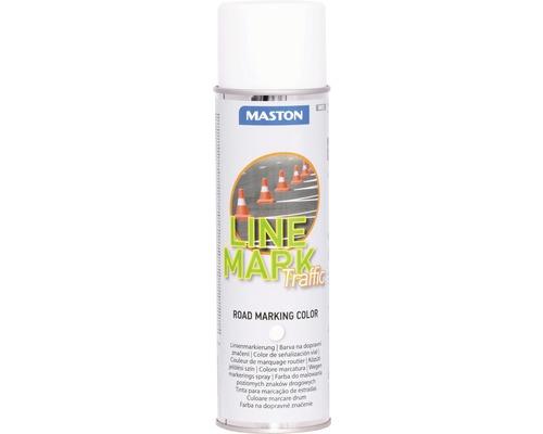 Bodenmarkierungsspray Maston weiß 585 ml