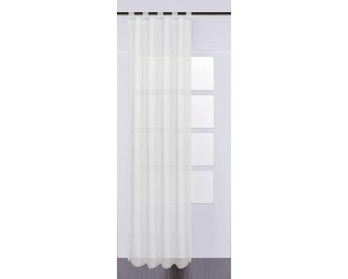 Schlaufenschal Effecto weiß 130x245 cm