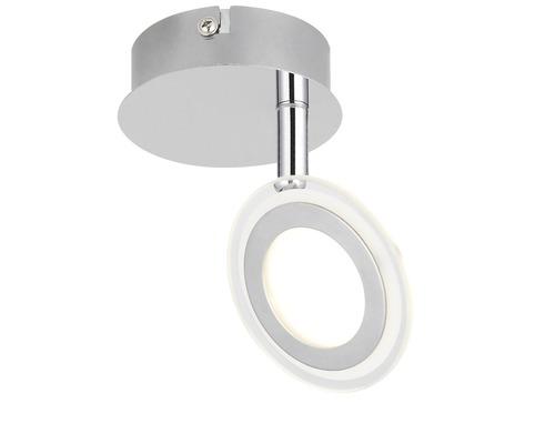 LED Spot Mira 1x5W chrom