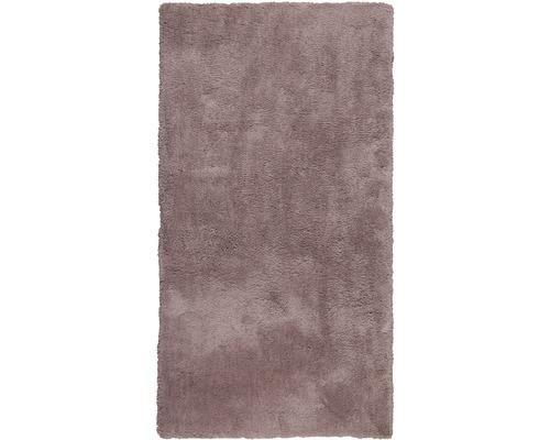 Teppich Shag Wellness rose 160x230 cm