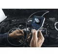 Akku-Inspektionskamera Bosch Professional GIC 120 inkl. 4 x Batterie (AA), Kamerakabel