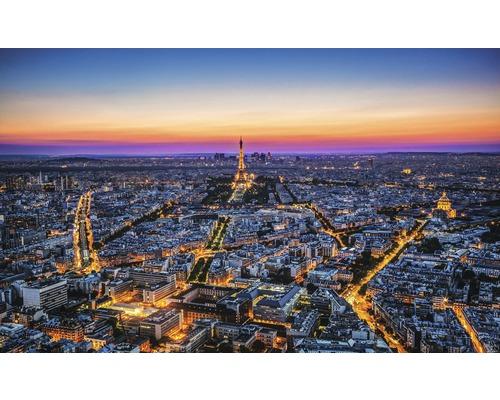 Fototapete Paris bei Nacht